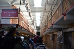 Alcatraz cele 9