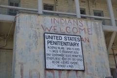 Alcatraz napis