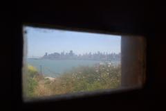 Alcatraz okno