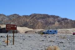 Dolina Śmierci - widok 1