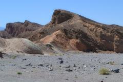 Dolina Śmierci - widok 2