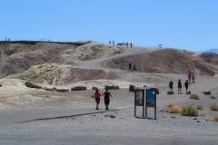 Dolina Śmierci - droga