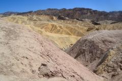 Dolina Śmierci - widok 4