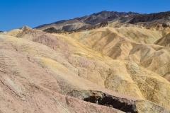 Dolina Śmierci - widok 7