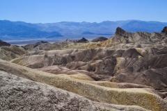 Dolina Śmierci - widok 9