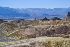 Dolina Śmierci - widok 12