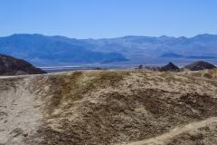Dolina Śmierci - widok 14