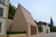 budynek parlamentu w Vaduz