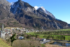 góry Liechtenstein