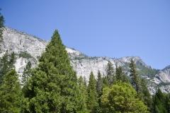 Park Narodowy Yosemite - góry
