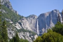 Park Narodowy Yosemite - góry 2