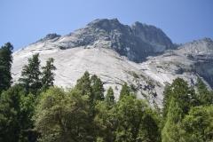 Park Narodowy Yosemite - góry 3