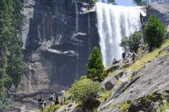 Park Narodowy Yosemite - wodospad