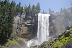 Park Narodowy Yosemite - wodospad 3