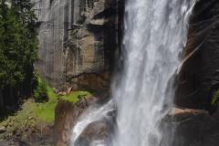 Park Narodowy Yosemite - wodospad 4