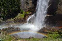 Park Narodowy Yosemite - wodospad 5