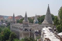 Budapeszt - Baszta Rybacka 2